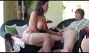 Stepmom &_ Stepson Occurrence 86 Mommys Sex Education