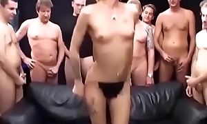 anorexic german milfs roguish team fuck fuckfest