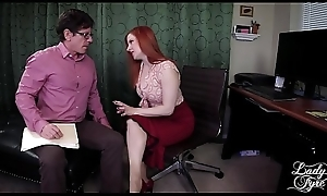 Sexy Boss Convinces You to Cheat! Lass Fyre Femdom Homewrecker
