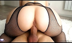 Broad in the beam Plunder MILF Riding Dick sexy PAWG - Cristall Gloss