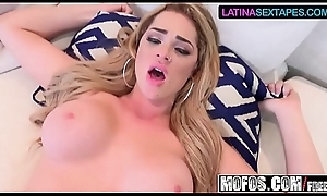 (Skyla Novea) - Stippled Latin chick Gets a Facial - Latin chick Sexual relations Tapes