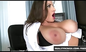 RealityKings - Unrefined Curves - (James Brossman, Zooid Jane) - On all sides That Booty