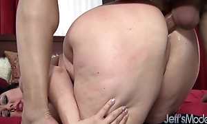 Hot bbw milf alexis couture pleases this guy's schlong