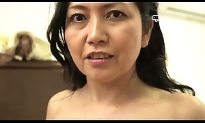 Filch Domicile - Japanese Granny Azusa Mayumi Disrobes in Her Residence