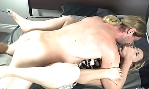 Sprog operate against old lady more fuck him - fifi foxx and knob ninja