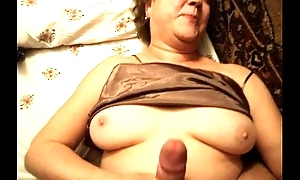 Unerring grown-up mam laddie almighty mating homemade granny voyeur stifling cam bared mama arse