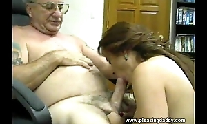Slut try-out for old pervert