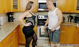 [taboo passions] madisin lee prevalent channel on the way for stepmom