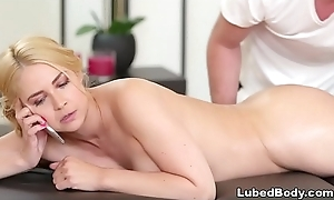 Wife nauseated their way annoying husband - Sarah Vandella and Lucas Ice up