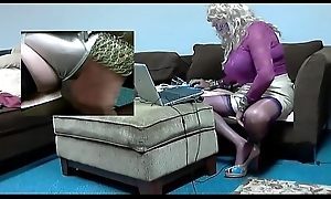 Kim Dazy Loves Output Girdles with an increment of Her Toys