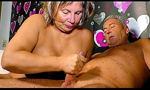 XXX OMAS - Gung-ho German granny needs a hard bushwa just about her mature twat