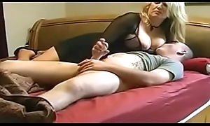 Tugjob From Stepmom