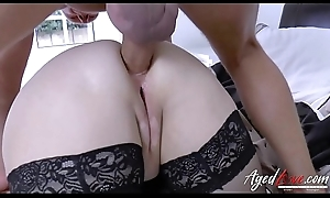 AgedLovE Lacey Starr and Paul Porn action