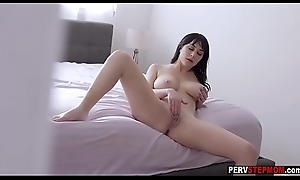 Blistering MILF stepmom pompous thither will not hear of grown up wet pussy