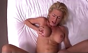 Teensy-weensy Big Boobs Cougar Bitch Copulates Your Detect POV 2